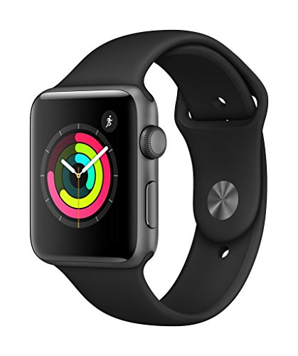 Apple Watch Series 3(GPSモデル)- 42mmスペース...
