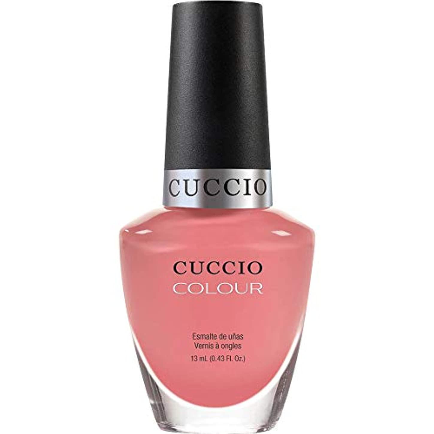 辛なモチーフグローCuccio Colour Gloss Lacquer - All Decked Out - 0.43oz / 13ml
