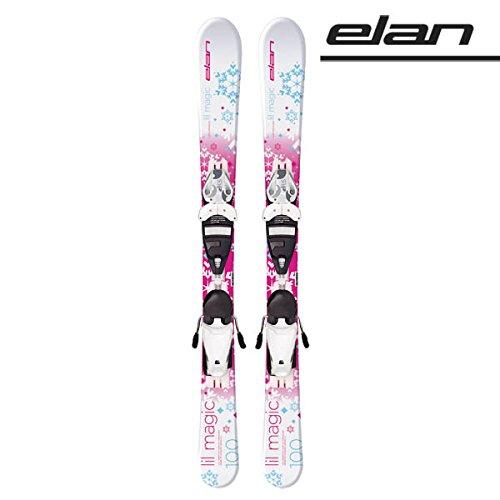 [해외]elan (앨런) AF4BPWA616-17 걸스 스키 바인딩 세트 LILMAGIC QUICK SHIFT + EL4.5 SHIFT/elan (Elan) AF4BPWA616-17 Girlski Skinboard Binding Set LILMAGIC QUICK SHIFT + EL4.5 SHIFT