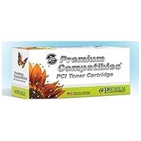 Premiumpatibles。52103601pcブラックリボン–パックof 6
