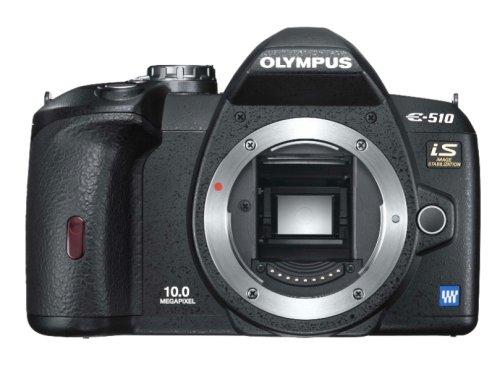 OLYMPUS デジタル一眼レフカメラ E-510 ボディ