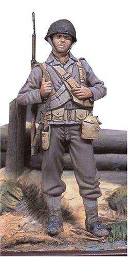 アンドレアミニチュアズ S5-F27 US Staff Sergeant (1942)