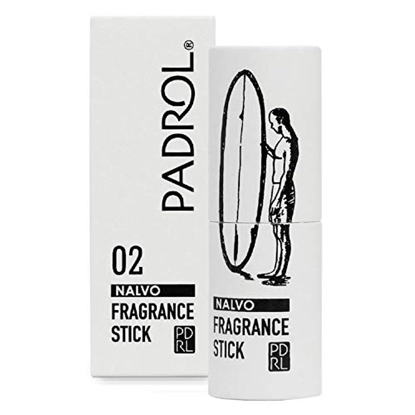 閉じる普通に囲まれたノルコーポレーション 練り香水 PADROL(パドロール) フレグランススティック レモンの香り PAD-3-02
