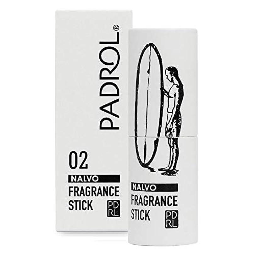 シュート電卓かなりノルコーポレーション 練り香水 パドロール フレグランススティック PAD-3-02 レモンの香り 3.5g