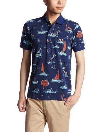 nowartt x Edifice Polo Shirt 13071310653510: Navy