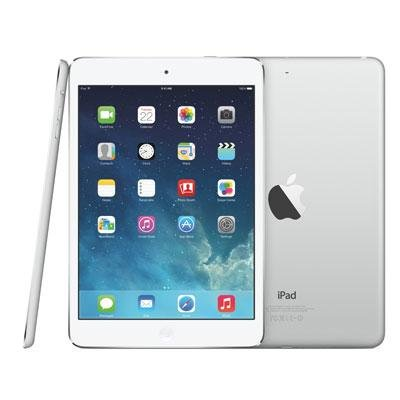 Apple au iPad Air Wi-Fi + Cellular 128GB シルバー [ME988J/A]