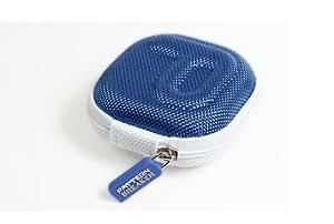 Pattern Breaker PBケース プレミアムイヤフォンケース (ブルー)