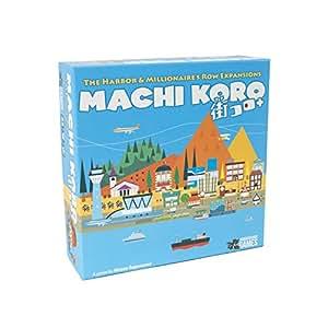 Machi Koro 5周年拡張