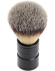シェービング ブラシ 理容 洗顔 髭剃り マッサージ 効果 ナイロン毛 メンズ