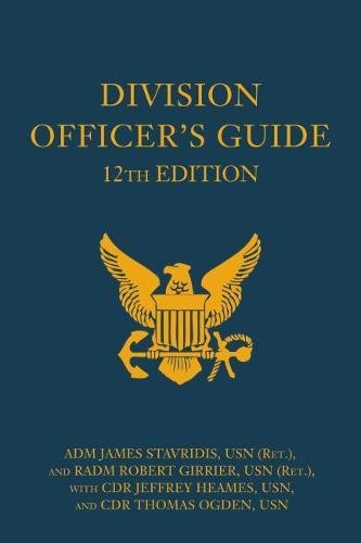 Download Division Officer's Guide (Blue & Gold Professional) 1682471721