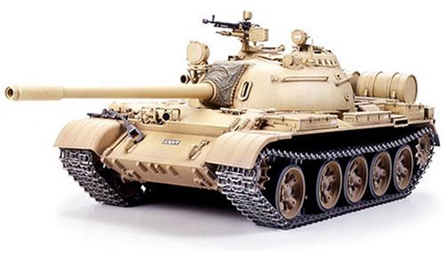 マスターワークコレクション T-55Aデザート(完成品/メタルキャタピラ)
