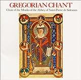 世界宗教音楽ライブラリー1 グレゴリオ聖歌/サン・ピエール・ソレーム修道院