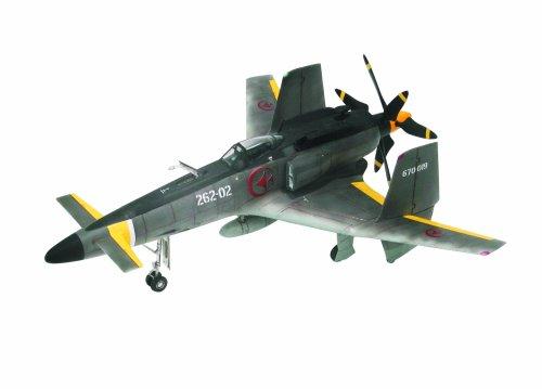 ファインモールド スカイ・クロラ The Sky Crawlers 散香マークB 1/48スケールプラモデル