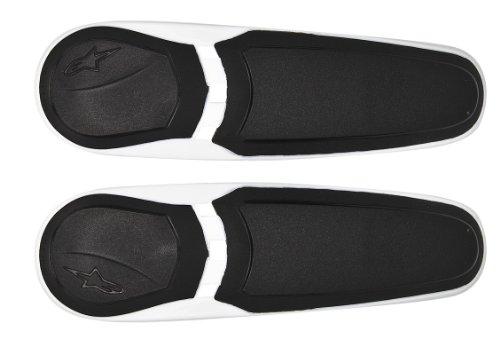 alpinestars(アルパインスターズ)トゥースライダー ホワイト/ブラック S-MXプラス13年モデル用