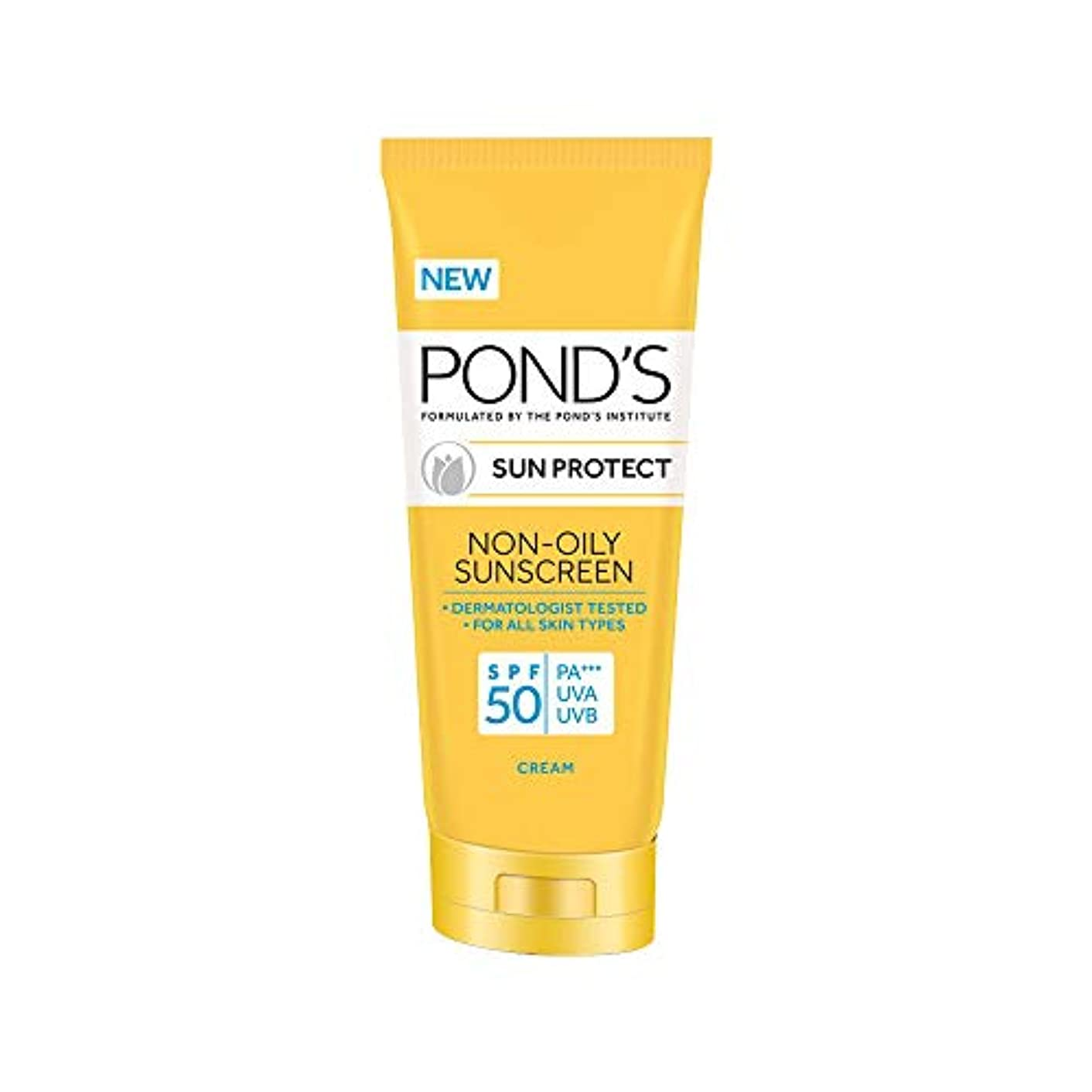 物理的な埋め込むPOND'S SPF 50 Sun Protect Non-Oily Sunscreen, 35 g