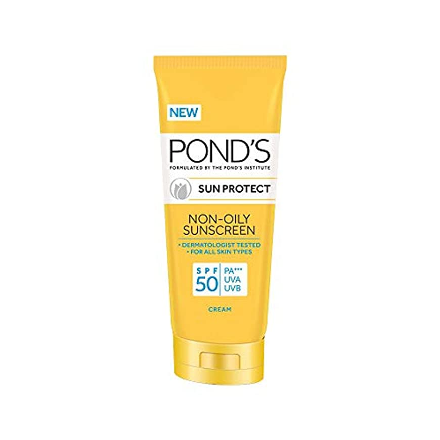 POND'S SPF 50 Sun Protect Non-Oily Sunscreen, 35 g