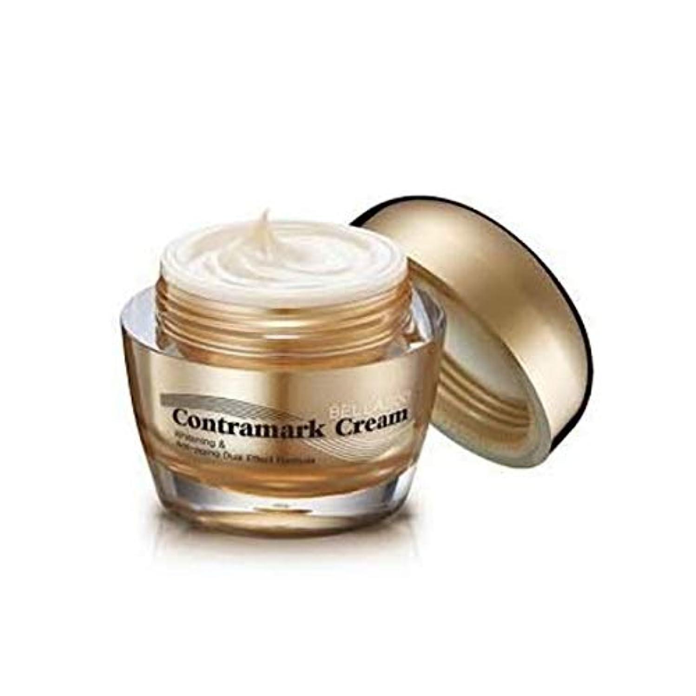 エンドテーブル最初はくしゃくしゃ鍾根堂ベラシュコントラマーククリーム30gシミ?ソバカス韓国コスメ、Chong Kun Dang Bellasoo Contramark Cream 30g Melasma Cream Korean Cosmetics [並行輸入品]