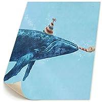 レッドカラー クジラ サーカス タペストリー 壁掛け 装飾布 装飾用品 インテリア 窓カーテン カーペット 壁画 ホームデコレーション 壁飾り おしゃれ ホーム装飾 ウォールデコレーション 家庭飾り