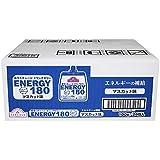トップバリュー(TOPVALU) 素早くチャージ ドリンクゼリー ENERGY180マスカット味180g×24個(1ケー…