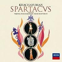 KHACHATURIAN: GAYANE SPARTACUS(EXCERPT) by Aram Khachaturian / Vienna Philharmonic Orchestra (2013-05-15)