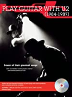 Play Guitar With... U2 - 1984 To 1987