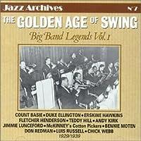Golden Age of Swing Vol. 1