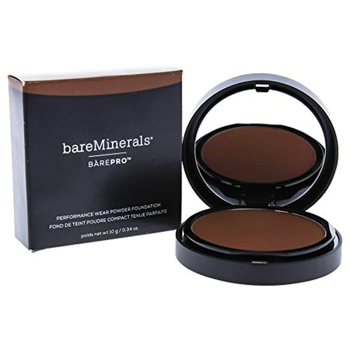 引き渡す餌貞Barepro Performance Wear Powder Foundation - 30 Cocoa
