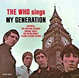 Sings My Generation(Who)