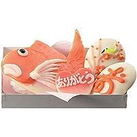 梅かま 飾りかまぼこ 祝鯛セレクション MTYS340