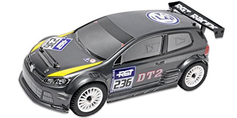 DT2 Rally Metal Gray 1/10 RTR (バッテリー無し) Pro ブラシレスモーター付きモデル