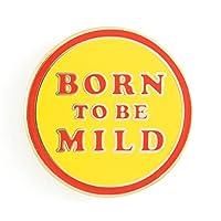 これらはThings Born To Be Mildエナメルピン