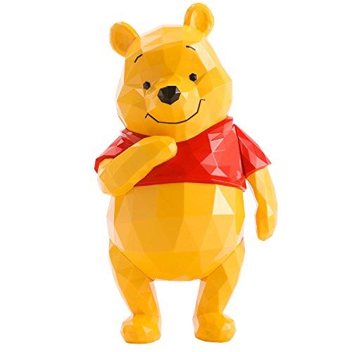 POLYGO Winnie the Pooh (ポリゴ くまのプーさん) ノンスケール ABS製 塗装済み 完成品フィギュア