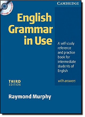 English Grammar in Use With Answers (Book & CD-ROM) : A Self-Study Reference and Practice Book for Intermediate Students of English, Intermediateの詳細を見る