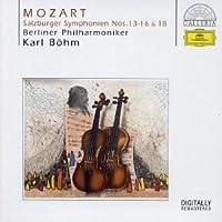 Mozart: Salzburg Symphonies