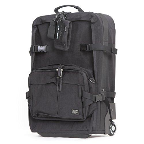 (ポーター) PORTER トリップ 吉田カバン キャリーケース 20L TRIP 623-06941 キャリーバッグ 旅行鞄 ブラック(10)