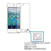 【2枚セット】シャンシャン(たれシャン)刻印付き iPod touch 第7世代 用【反射防止ノンフィラータイプ】液晶保護フィルム ギラツキなし