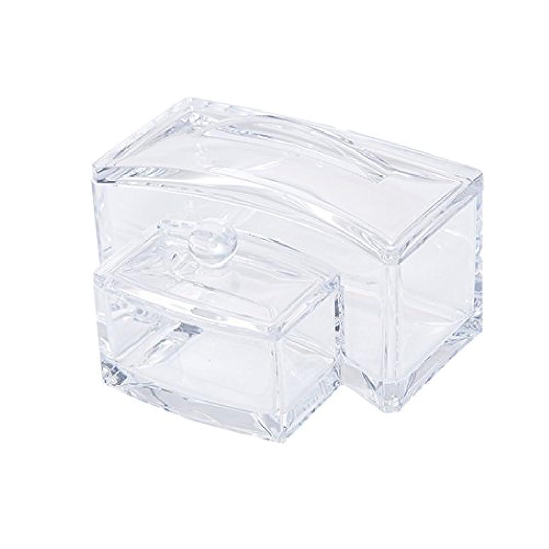 スカリーラバゴミ箱を空にする<エトゥベラ>アクリルツインケース
