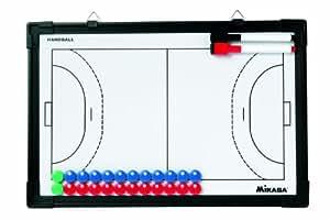 ミカサ ハンドボール作戦盤 フルコート/ハーフコート両面使用 ケース付 SB-H