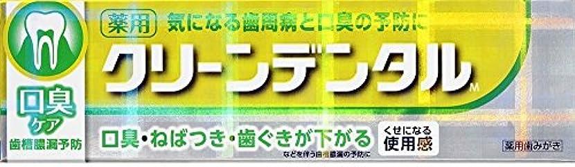 パントリーレイスツール【4個セット】第一三共ヘルスケア クリーンデンタルM口臭ケア 100g [医薬部外品]