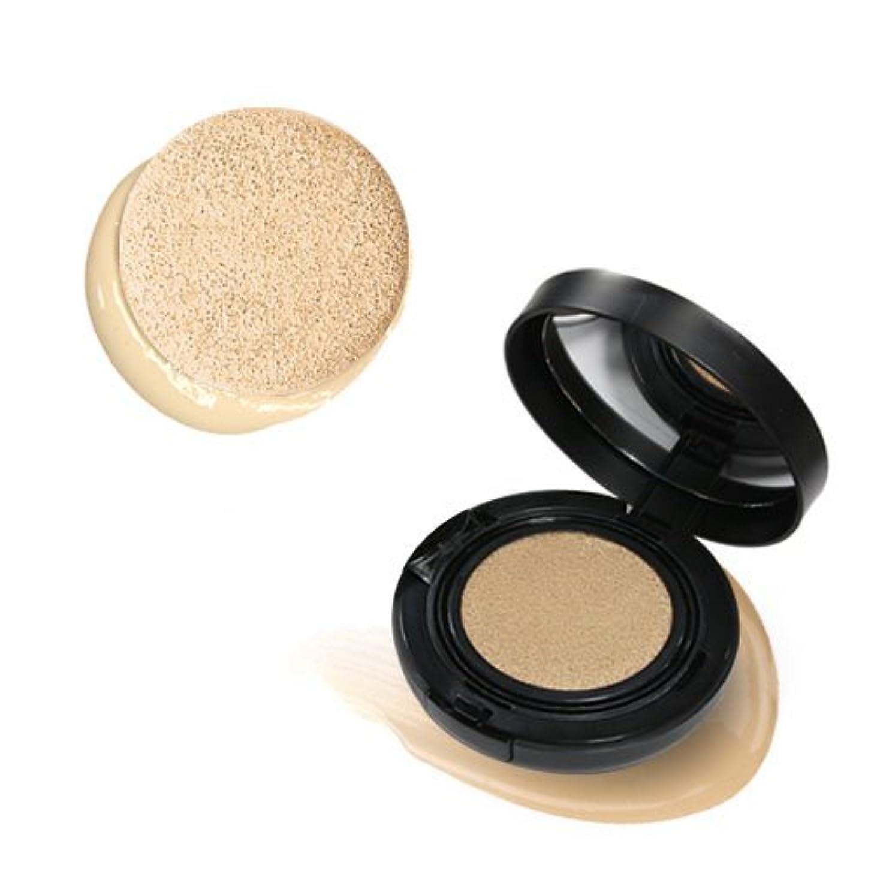 匹敵します効率的に本物エープリル・スキン [韓国コスメ April Skin] マジック スノークッション (SPF50+,PA+++) No.21 Light beige [海外直送品][並行輸入品]