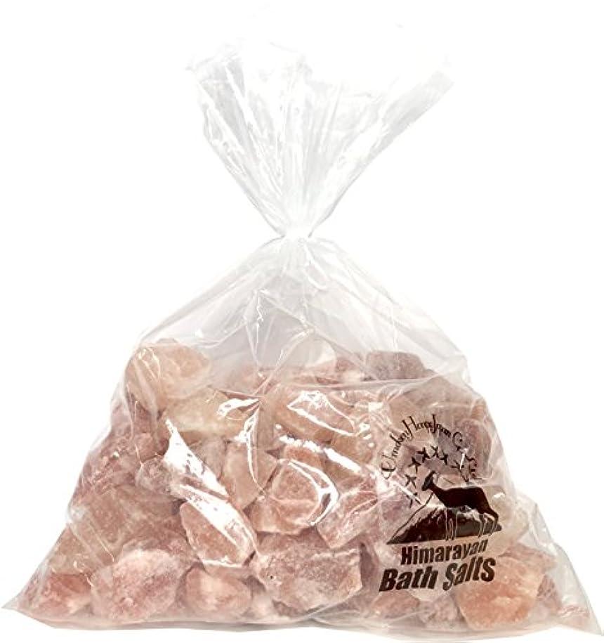 ブローホールしたがってゲストヒマラヤ岩塩 バスソルト ピンク ブロック 10kg
