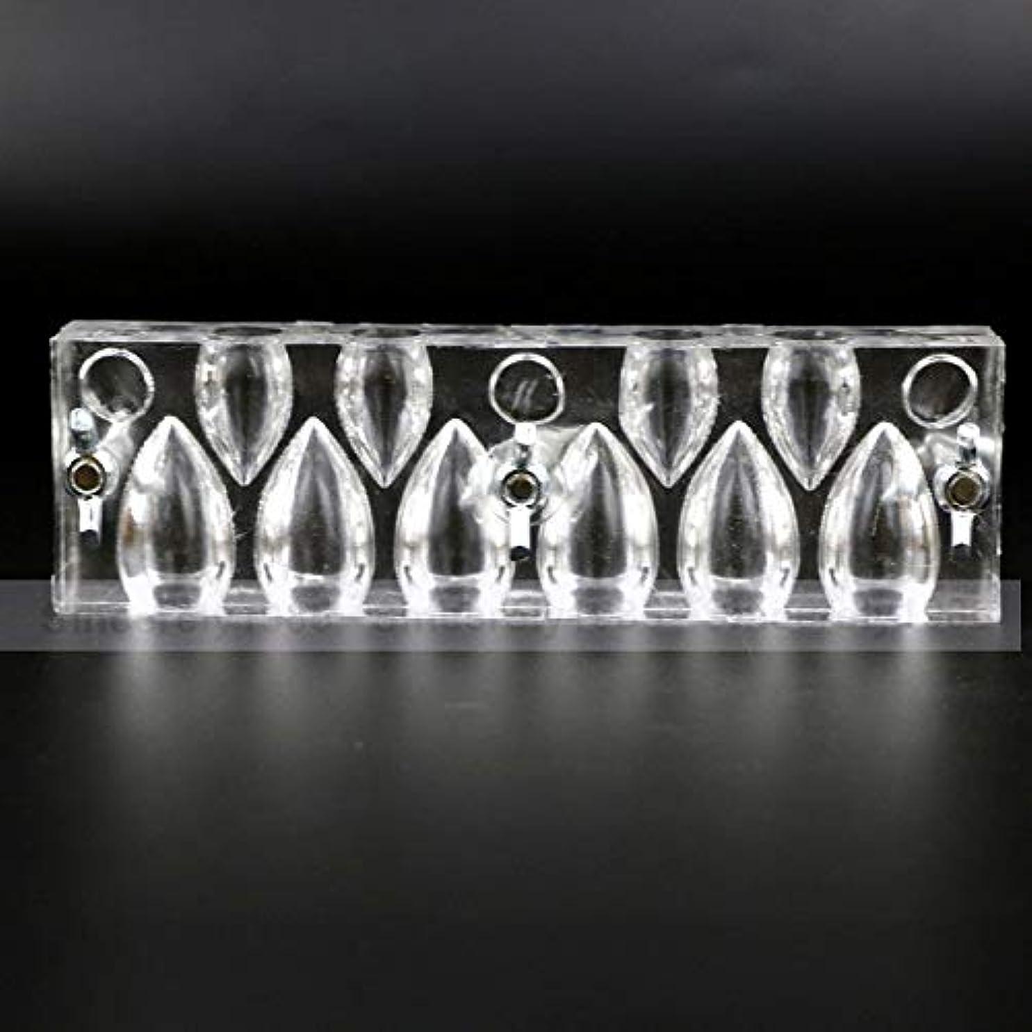 FidgetGear お香タワー グラウドコーン 型 DIY ツール アクリル 透明 初心者用 10 cones zhaoyujunUSW-SC-117-31BB904087