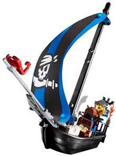 レゴ (LEGO) パイレーツジュニア クラッグ船長の海ぞく船 7072