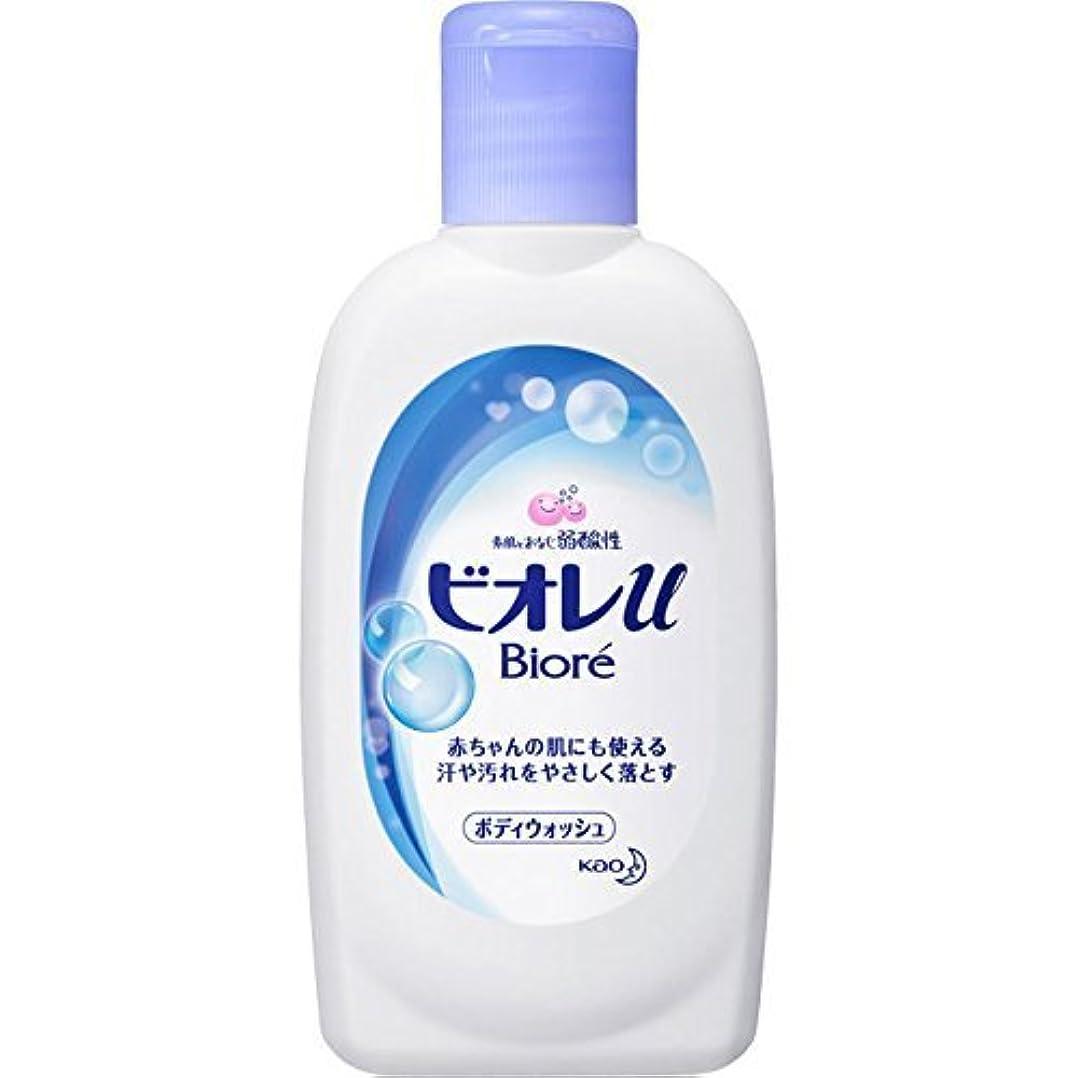 セットアップクックドアミラー【花王】ビオレu ミニフレッシュフローラルの香り 90ml ×5個セット