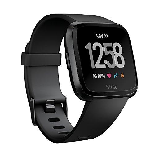 Fitbit フィットビット スマートウォッチ Versa iOS/android対応 バッテリーライフ4日以上 睡眠ステージ記録