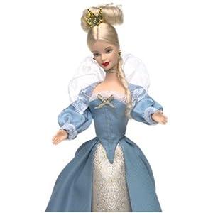 Barbie(バービー) Dolls of the World - The Princess Collection: Princess of the Danish Court ドール 人形 フィギュア(並行輸入)