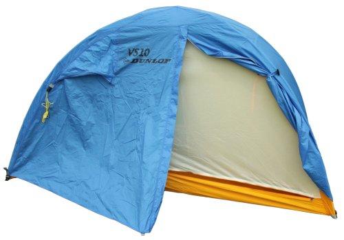 DUNLOP(ダンロップテント) 1人用コンパクト登山テント VS10 国内生産品