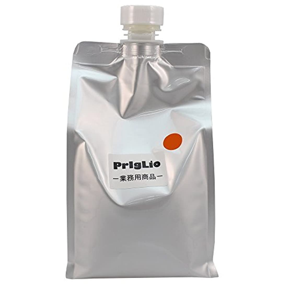 櫛不定現像プリグリオD ヘアサプリメント オレンジ 900ml