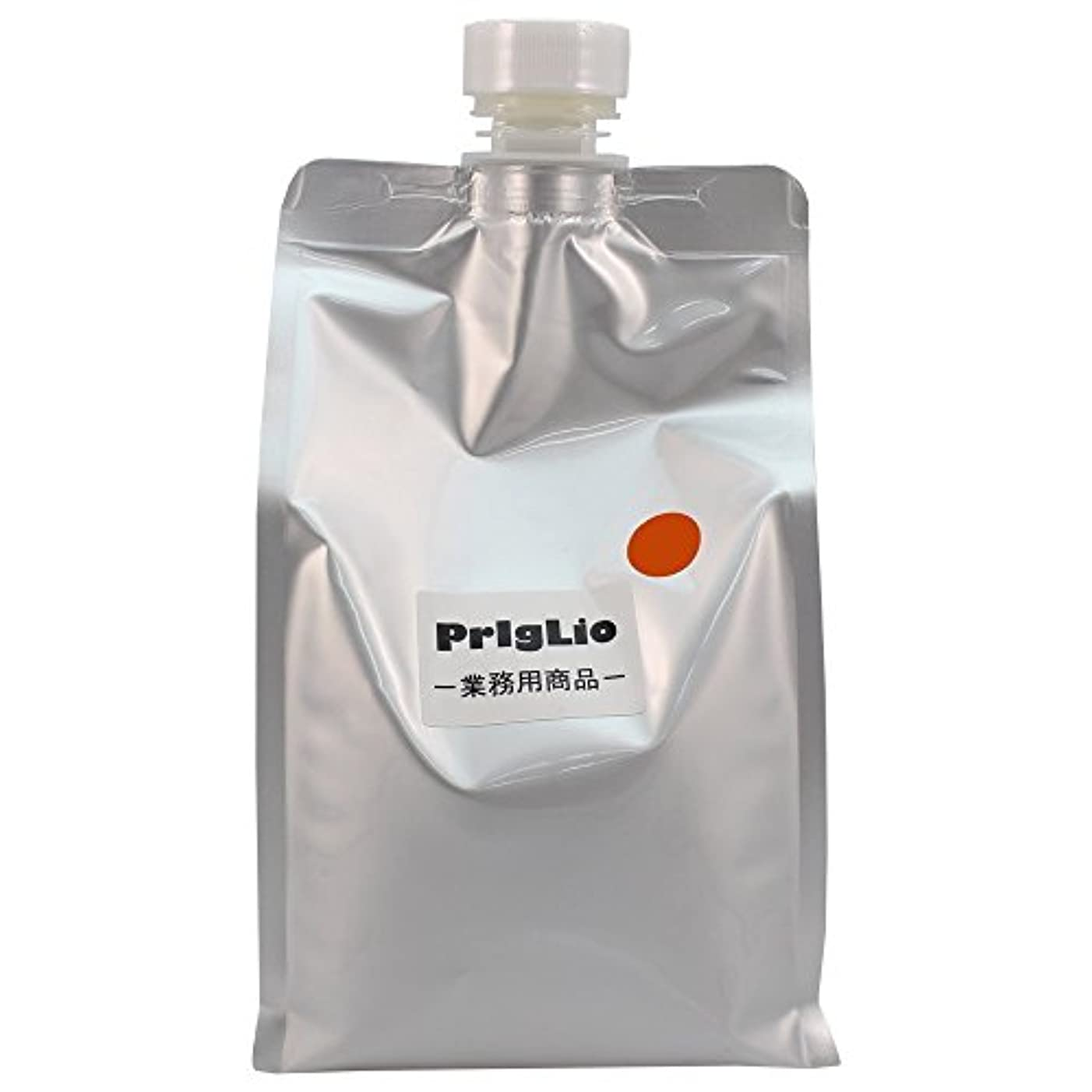 モック旅客無臭プリグリオD ヘアサプリメント オレンジ 900ml