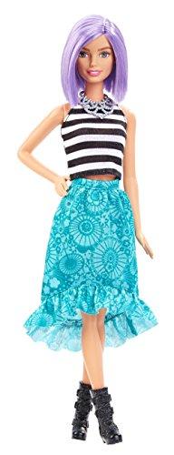 Barbie バービー ファッショニスタ アソート パープルヘア(DGY59)